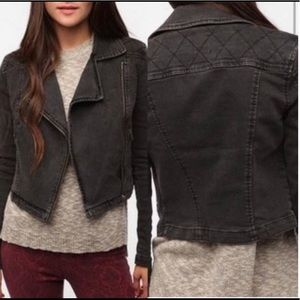 {Urban Outfitters} Silence + Noise Denim Jacket